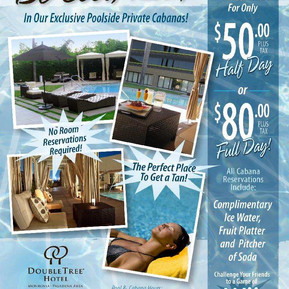 Doubletree Summer Special