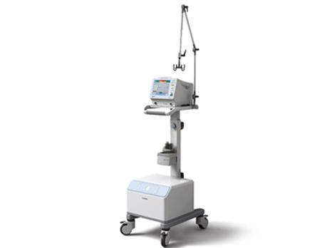 nv8 ventilador neonatal