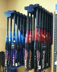 Storage Room Bat Rack