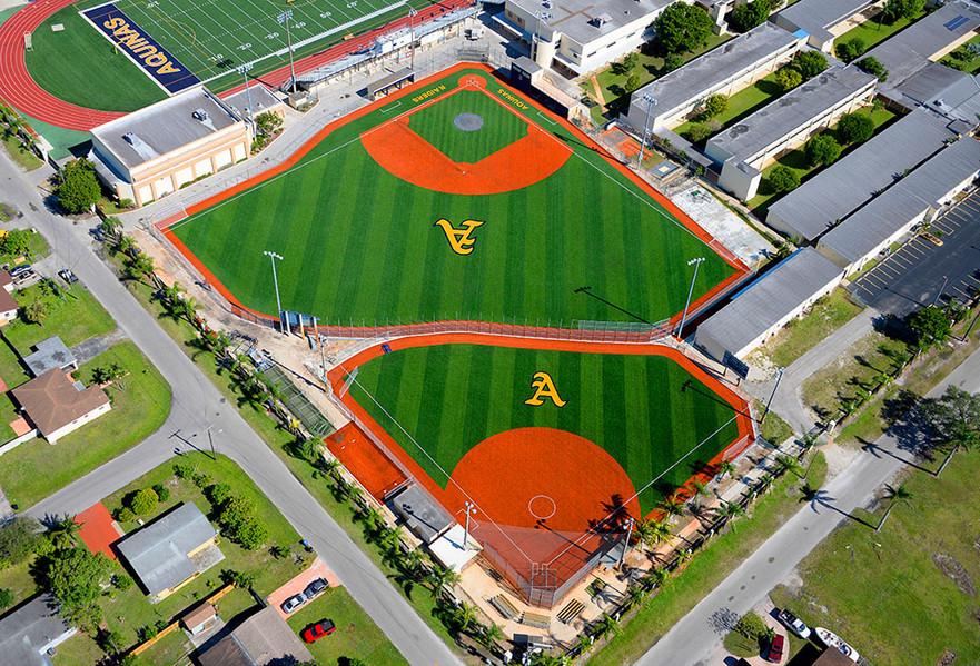 St Thomas Baseball and softball fields.j