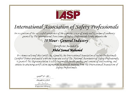 10 hour General Industry sample certificate.png