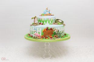 Birthday Cake by Linda Hofmann