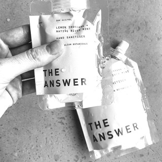 THE ANSWER STORE