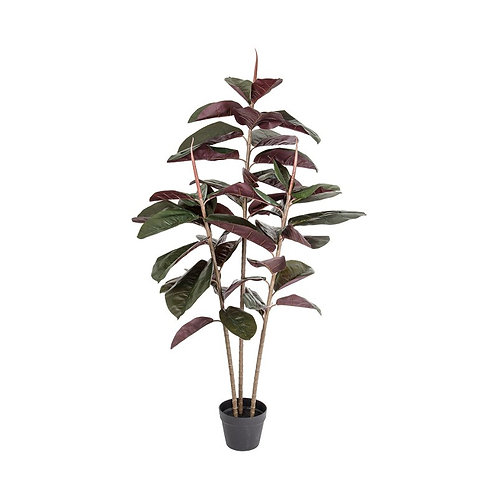 Real Touch Artificial Rubber Tree