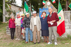 Partigiani a Strabatenza, oggi