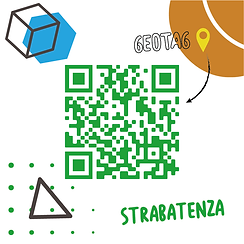 Qrcode Geotag Strabatenza Landscape in a