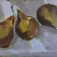Three Pears 2