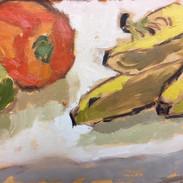 Bananas, Pepper, Lime