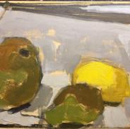 Apple, Pear, Lemon