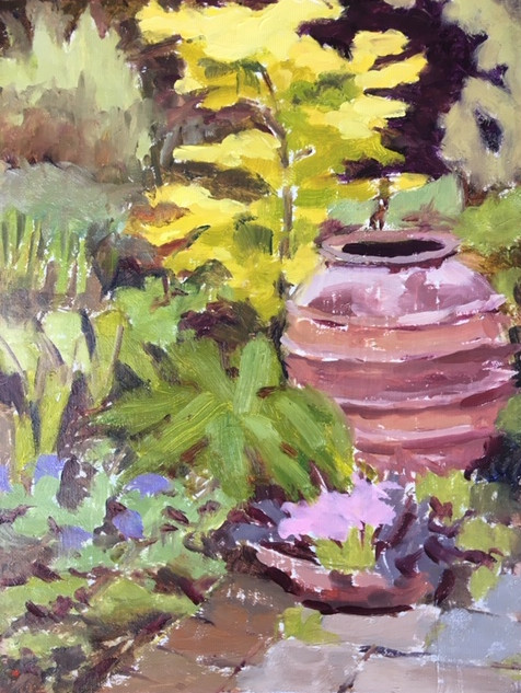 Garden Corner