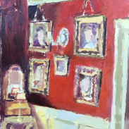 Red Room Corner