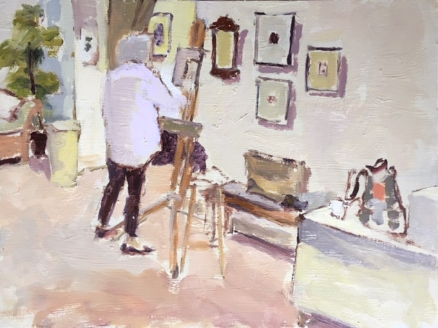 Afternoon Studio