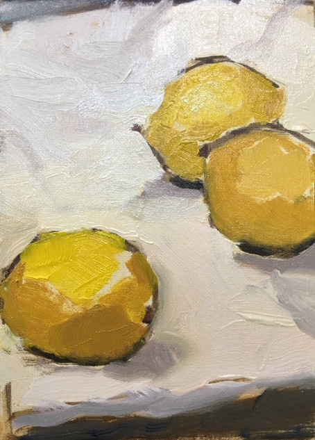 Three Lemons 2