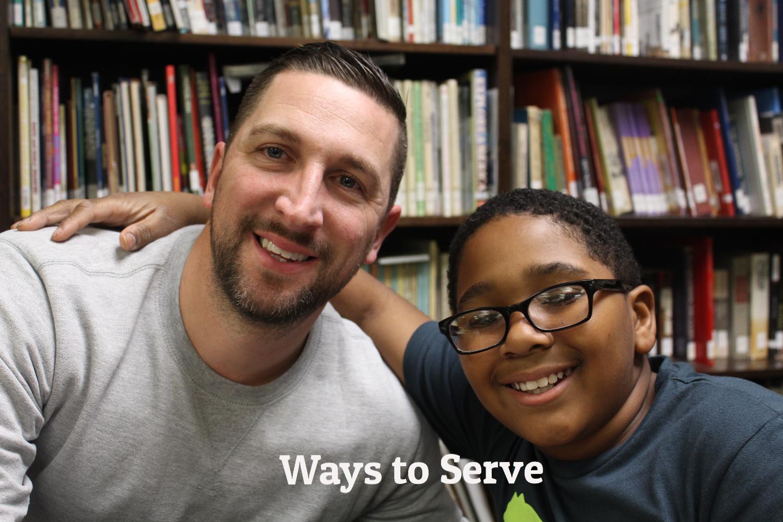 Ways to Serve