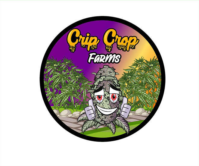 CRIP CROP - APPLE FRITTER X PKBR / FREEBIES