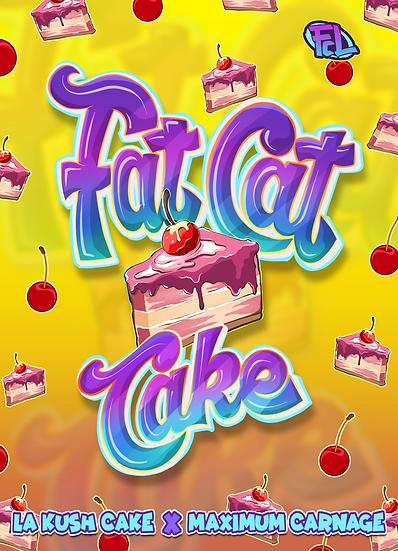 FATCAT LABS- FATCAT CAKE