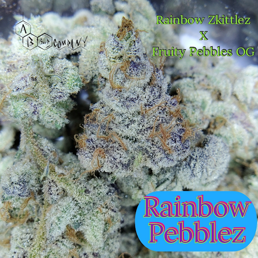 A.B SEEDS -  RAINBOW PEBBLEZ  / FREEBEIS