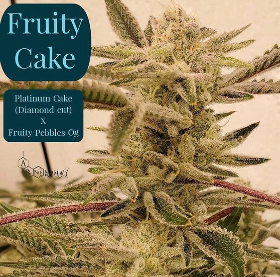 A.B SEEDS - FRUITY CAKE