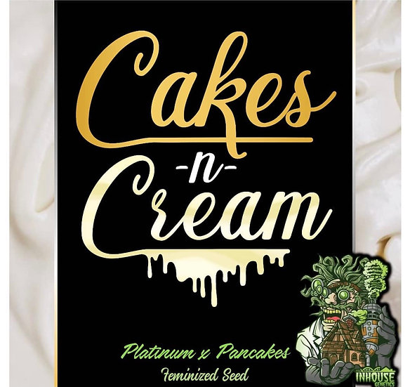 IN-HOUSE - CAKES N CREAM  / FREEBEIS