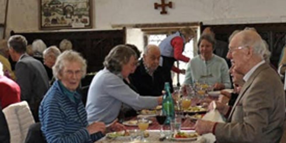Friends Winter Lunch