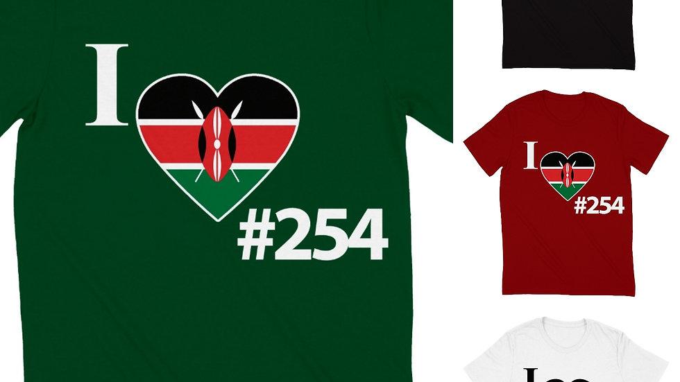 Country 254 Kenya Round-Neck Tee