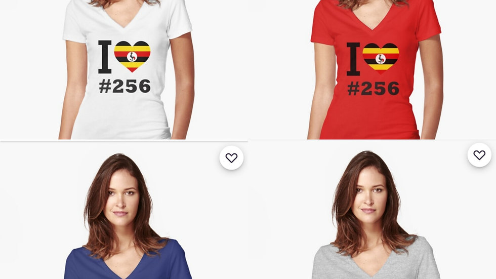 #Country256Uganda