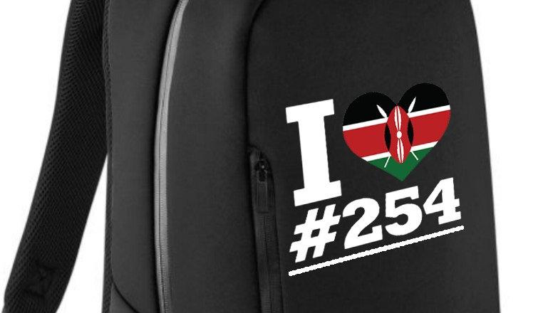 Kenya Scuba bag