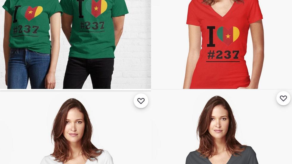 Cameroon tshirt