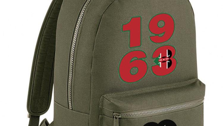 Kenya Fashion Backpack