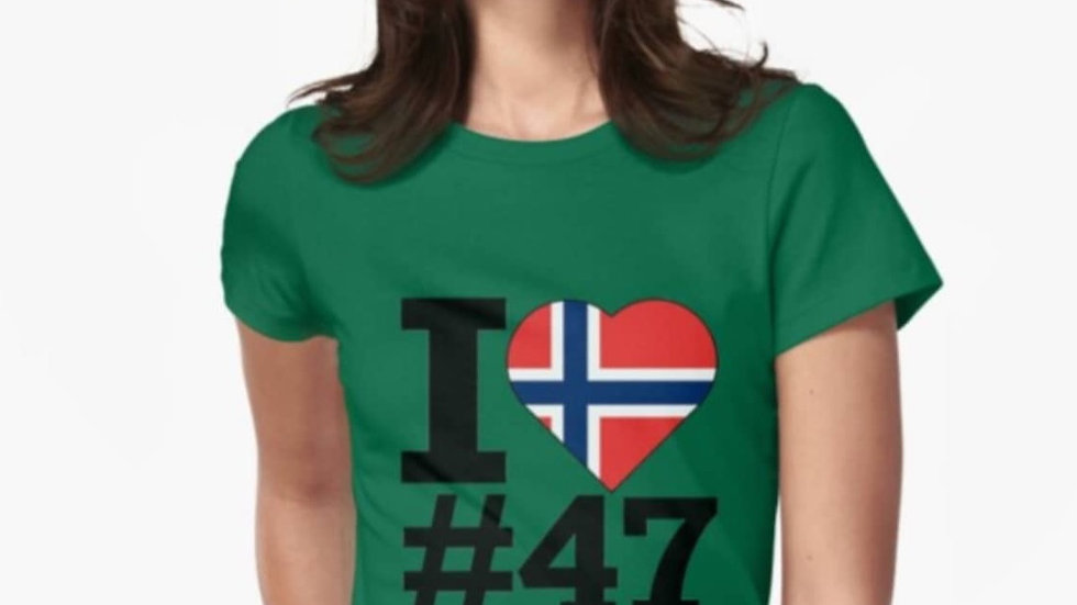 Norway tshirt