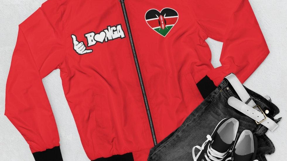 Kenya Bomber Jacket