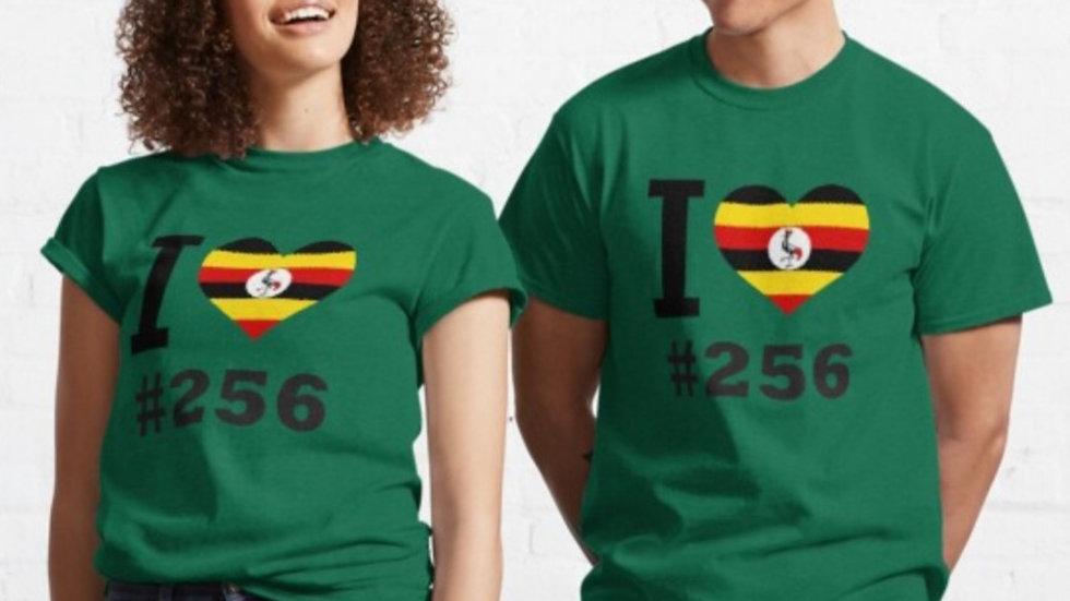 Uganda tshirt