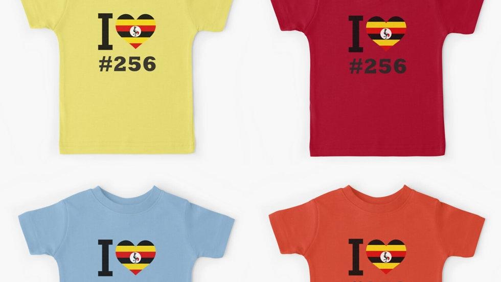 #Country256UgandaKids