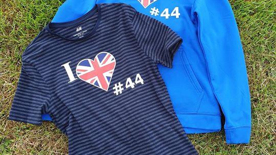 United Kingdom tshirt