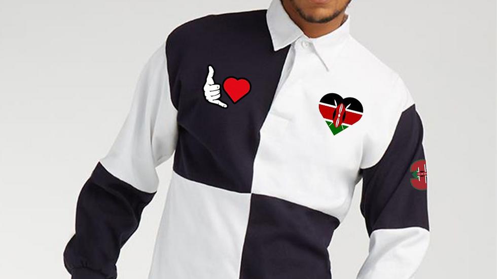 Kenya polo tshirt