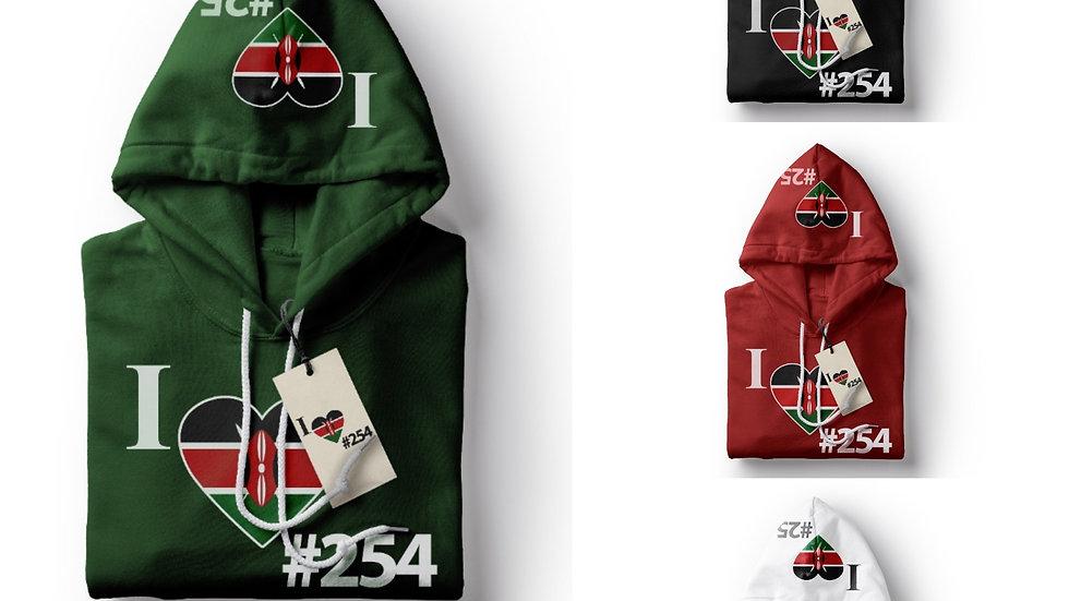 Country 254 Kenya Hoodie