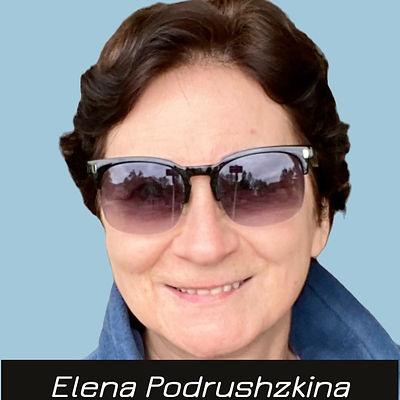 Elena Podrushzkina