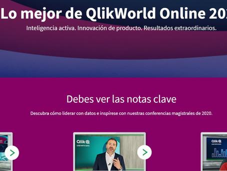 Lo Mejor de QlikWorld on line 2020