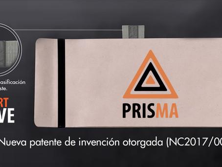 NUEVA PATENTE DE INVENCIÓN VÁLVULA DE DESGASIFICACIÓN POST-TUESTE SMARTVALVE.
