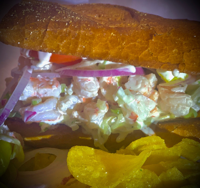 SPECIAL - SHRIMP SANDWICH