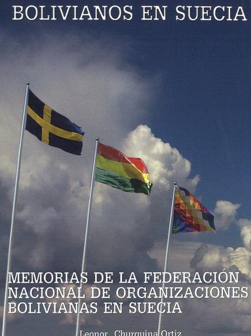 Bolivianos en Suecia