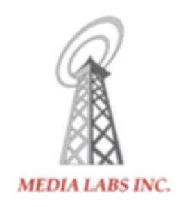 Media Labs Inc (Palatino Bold Italic Red