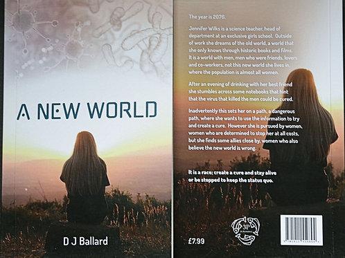 Paperback Novel - A New World