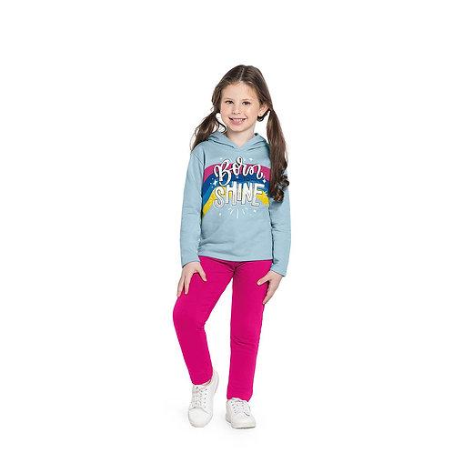 Conjunto Blusão com Calça Rovitex Kids
