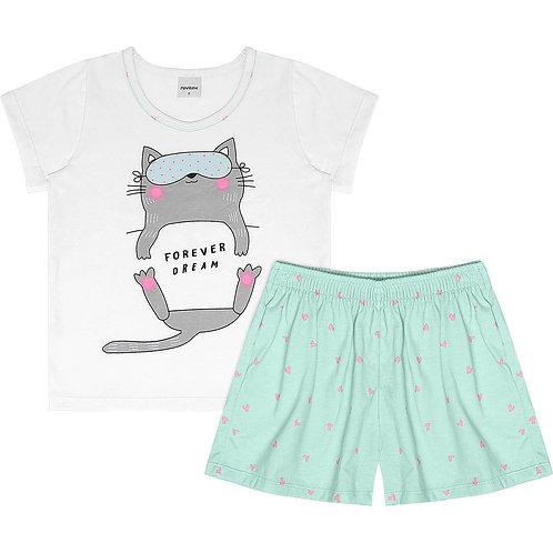 Pijama Feminino Rovitex