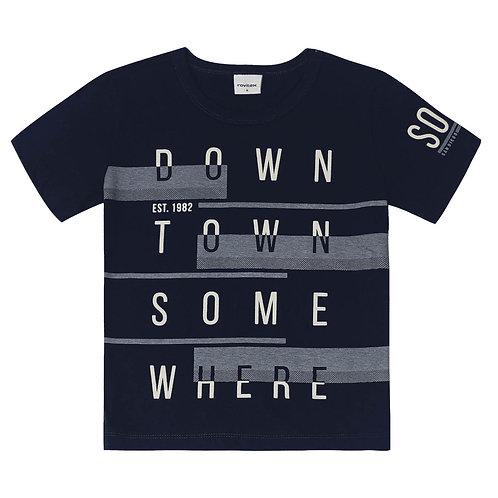 Camiseta Infantil Masculina Rovitex