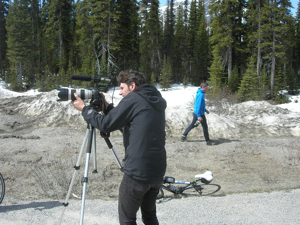 Video Production in Banff