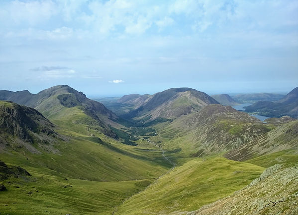 Ennerdale from Green Gabel (BEExpedition