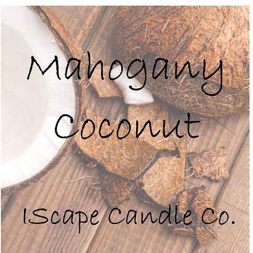 Mahogany& Coconut