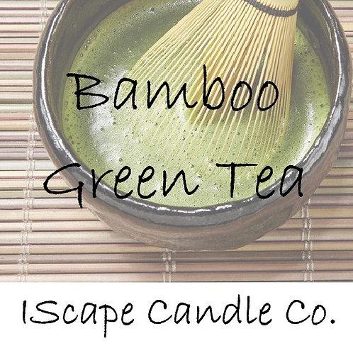 Bamboo and Green Tea